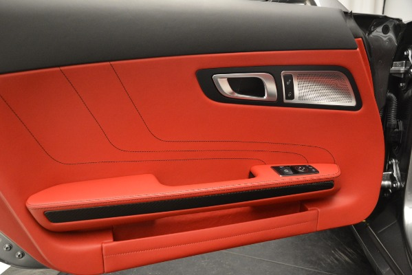 Used 2012 Mercedes-Benz SLS AMG for sale Sold at Rolls-Royce Motor Cars Greenwich in Greenwich CT 06830 26