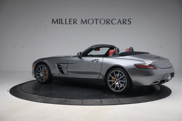 Used 2012 Mercedes-Benz SLS AMG for sale Sold at Rolls-Royce Motor Cars Greenwich in Greenwich CT 06830 5