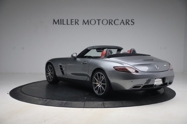 Used 2012 Mercedes-Benz SLS AMG for sale Sold at Rolls-Royce Motor Cars Greenwich in Greenwich CT 06830 6