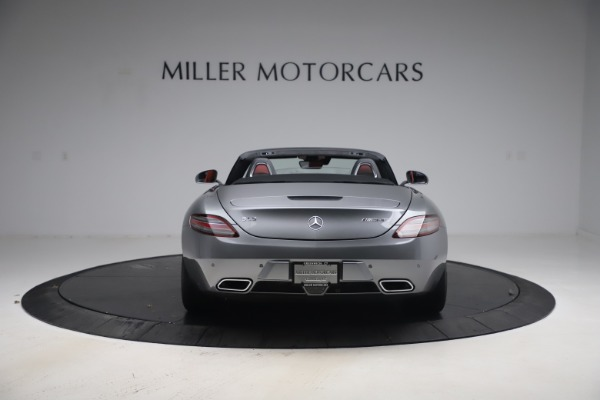Used 2012 Mercedes-Benz SLS AMG for sale Sold at Rolls-Royce Motor Cars Greenwich in Greenwich CT 06830 8