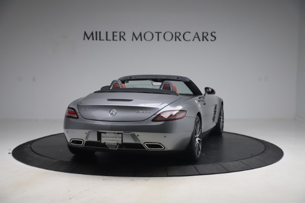 Used 2012 Mercedes-Benz SLS AMG for sale Sold at Rolls-Royce Motor Cars Greenwich in Greenwich CT 06830 9