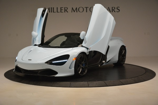 New 2020 McLaren 720S Spider for sale Sold at Rolls-Royce Motor Cars Greenwich in Greenwich CT 06830 10