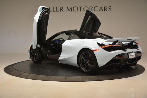 New 2020 McLaren 720S Spider for sale Sold at Rolls-Royce Motor Cars Greenwich in Greenwich CT 06830 11