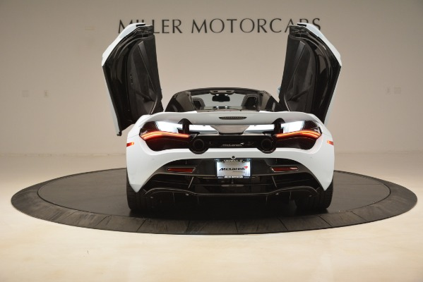 New 2020 McLaren 720S Spider for sale Sold at Rolls-Royce Motor Cars Greenwich in Greenwich CT 06830 12