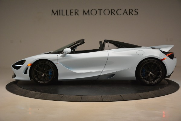 New 2020 McLaren 720S Spider for sale Sold at Rolls-Royce Motor Cars Greenwich in Greenwich CT 06830 2