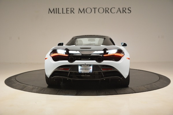 New 2020 McLaren 720S Spider for sale Sold at Rolls-Royce Motor Cars Greenwich in Greenwich CT 06830 20
