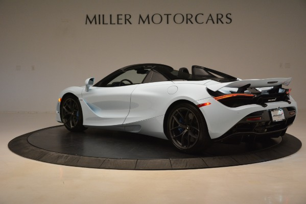 New 2020 McLaren 720S Spider for sale Sold at Rolls-Royce Motor Cars Greenwich in Greenwich CT 06830 3