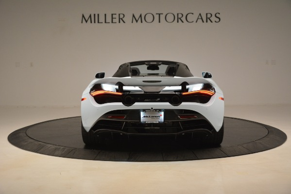 New 2020 McLaren 720S Spider for sale Sold at Rolls-Royce Motor Cars Greenwich in Greenwich CT 06830 4