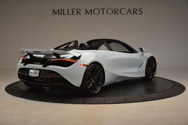 New 2020 McLaren 720S Spider for sale Sold at Rolls-Royce Motor Cars Greenwich in Greenwich CT 06830 5