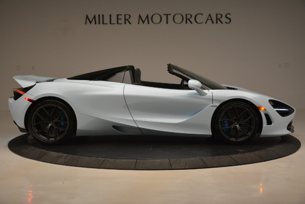 New 2020 McLaren 720S Spider for sale Sold at Rolls-Royce Motor Cars Greenwich in Greenwich CT 06830 6