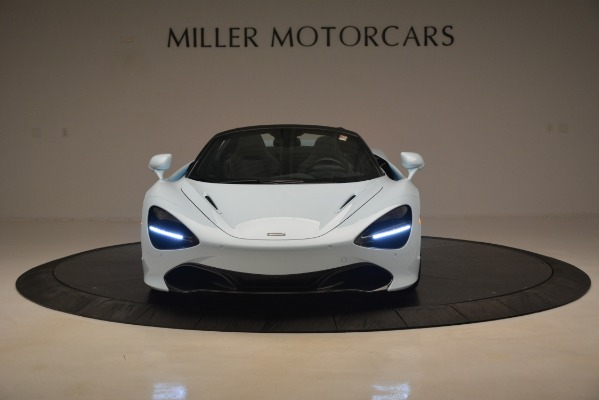 New 2020 McLaren 720S Spider for sale Sold at Rolls-Royce Motor Cars Greenwich in Greenwich CT 06830 8