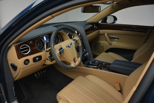 Used 2016 Bentley Flying Spur V8 for sale Sold at Rolls-Royce Motor Cars Greenwich in Greenwich CT 06830 17