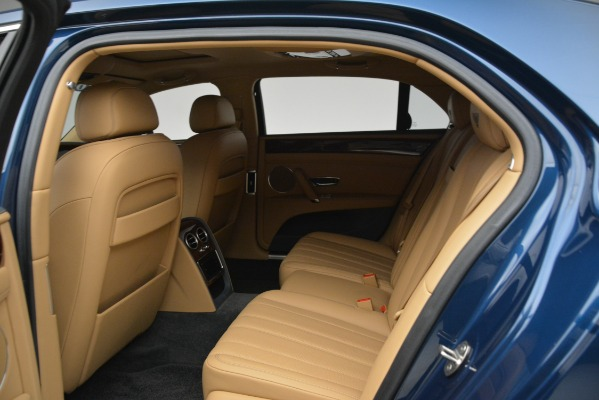 Used 2016 Bentley Flying Spur V8 for sale Sold at Rolls-Royce Motor Cars Greenwich in Greenwich CT 06830 21