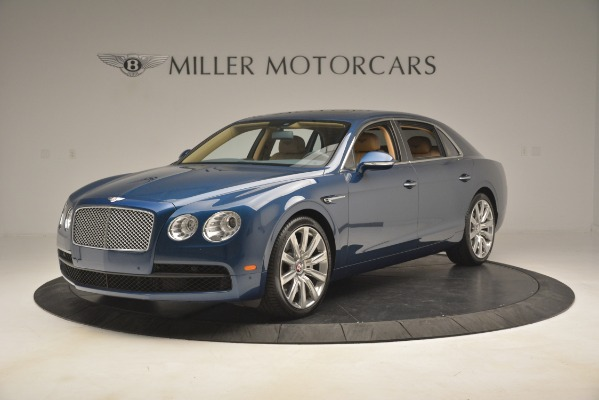 Used 2016 Bentley Flying Spur V8 for sale Sold at Rolls-Royce Motor Cars Greenwich in Greenwich CT 06830 1