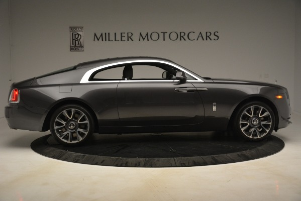 Used 2018 Rolls-Royce Wraith for sale Sold at Rolls-Royce Motor Cars Greenwich in Greenwich CT 06830 10
