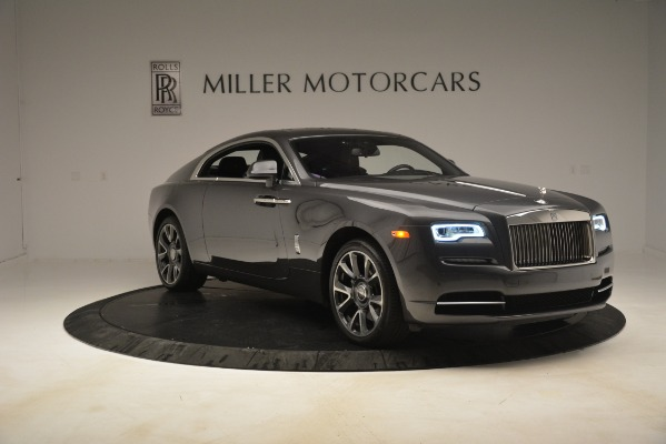 Used 2018 Rolls-Royce Wraith for sale Sold at Rolls-Royce Motor Cars Greenwich in Greenwich CT 06830 12