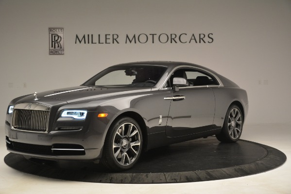 Used 2018 Rolls-Royce Wraith for sale Sold at Rolls-Royce Motor Cars Greenwich in Greenwich CT 06830 3