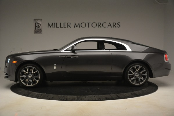 Used 2018 Rolls-Royce Wraith for sale Sold at Rolls-Royce Motor Cars Greenwich in Greenwich CT 06830 4