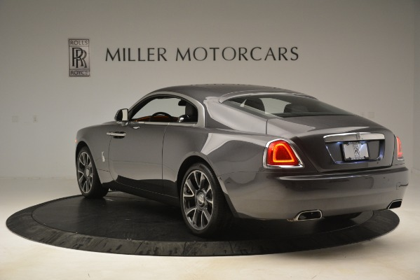 Used 2018 Rolls-Royce Wraith for sale Sold at Rolls-Royce Motor Cars Greenwich in Greenwich CT 06830 6