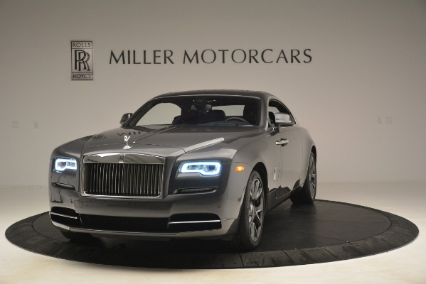 Used 2018 Rolls-Royce Wraith for sale Sold at Rolls-Royce Motor Cars Greenwich in Greenwich CT 06830 1
