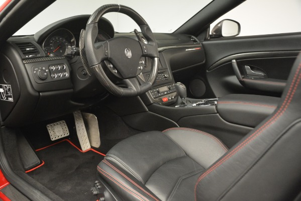Used 2015 Maserati GranTurismo MC for sale Sold at Rolls-Royce Motor Cars Greenwich in Greenwich CT 06830 20