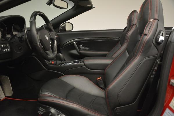 Used 2015 Maserati GranTurismo MC for sale Sold at Rolls-Royce Motor Cars Greenwich in Greenwich CT 06830 21