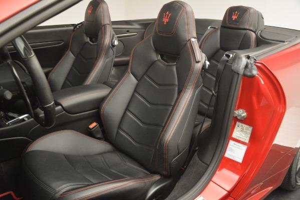 Used 2015 Maserati GranTurismo MC for sale Sold at Rolls-Royce Motor Cars Greenwich in Greenwich CT 06830 22