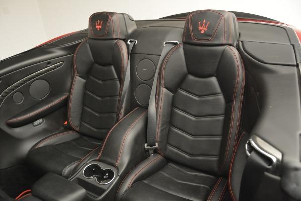 Used 2015 Maserati GranTurismo MC for sale Sold at Rolls-Royce Motor Cars Greenwich in Greenwich CT 06830 23