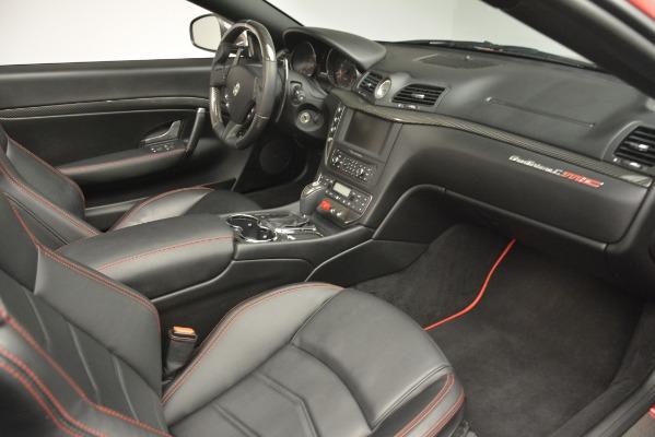 Used 2015 Maserati GranTurismo MC for sale Sold at Rolls-Royce Motor Cars Greenwich in Greenwich CT 06830 28