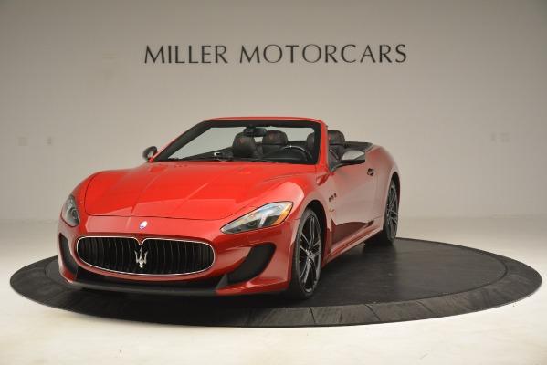 Used 2015 Maserati GranTurismo MC for sale Sold at Rolls-Royce Motor Cars Greenwich in Greenwich CT 06830 1