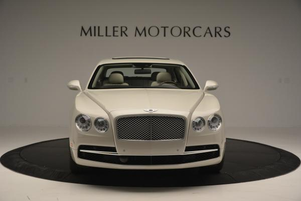 Used 2016 Bentley Flying Spur W12 for sale Sold at Rolls-Royce Motor Cars Greenwich in Greenwich CT 06830 12