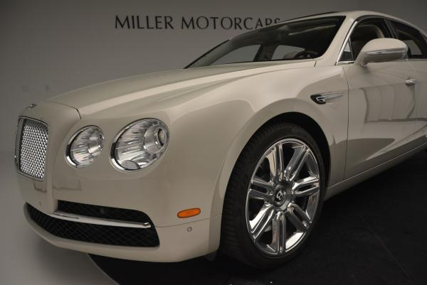 Used 2016 Bentley Flying Spur W12 for sale Sold at Rolls-Royce Motor Cars Greenwich in Greenwich CT 06830 15