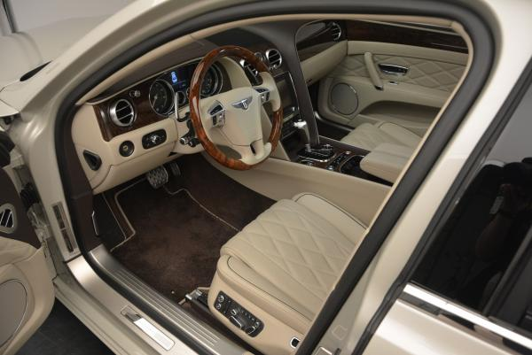 Used 2016 Bentley Flying Spur W12 for sale Sold at Rolls-Royce Motor Cars Greenwich in Greenwich CT 06830 19