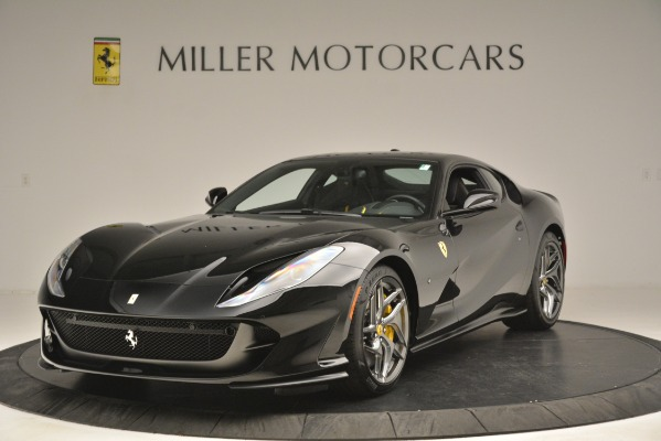 Used 2019 Ferrari 812 Superfast for sale Sold at Rolls-Royce Motor Cars Greenwich in Greenwich CT 06830 1
