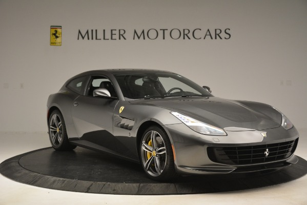 Used 2018 Ferrari GTC4Lusso for sale Sold at Rolls-Royce Motor Cars Greenwich in Greenwich CT 06830 11
