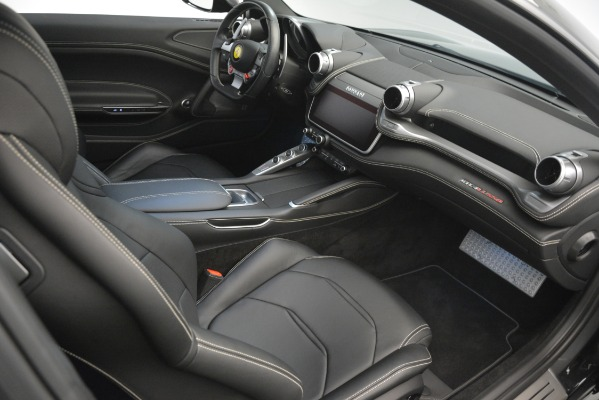Used 2018 Ferrari GTC4Lusso for sale Sold at Rolls-Royce Motor Cars Greenwich in Greenwich CT 06830 19
