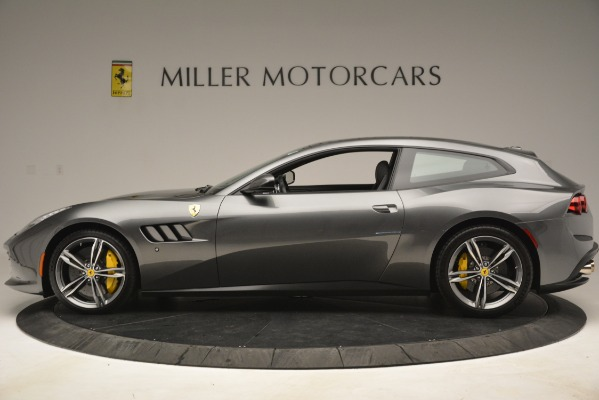 Used 2018 Ferrari GTC4Lusso for sale Sold at Rolls-Royce Motor Cars Greenwich in Greenwich CT 06830 3