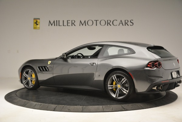 Used 2018 Ferrari GTC4Lusso for sale Sold at Rolls-Royce Motor Cars Greenwich in Greenwich CT 06830 4