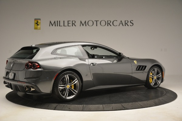 Used 2018 Ferrari GTC4Lusso for sale Sold at Rolls-Royce Motor Cars Greenwich in Greenwich CT 06830 8