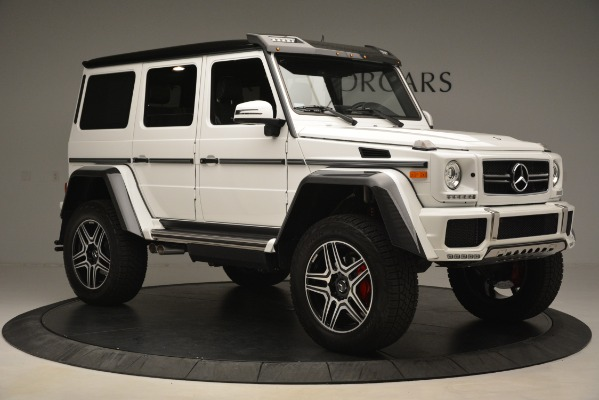 Used 2018 Mercedes-Benz G-Class G 550 4x4 Squared for sale Sold at Rolls-Royce Motor Cars Greenwich in Greenwich CT 06830 10