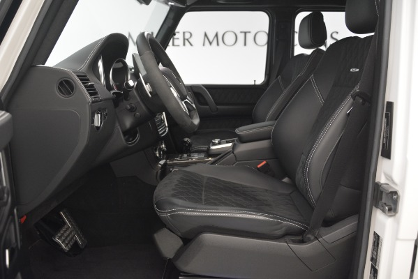 Used 2018 Mercedes-Benz G-Class G 550 4x4 Squared for sale Sold at Rolls-Royce Motor Cars Greenwich in Greenwich CT 06830 14