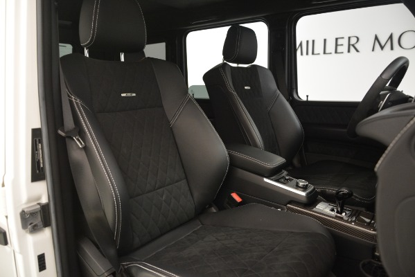 Used 2018 Mercedes-Benz G-Class G 550 4x4 Squared for sale Sold at Rolls-Royce Motor Cars Greenwich in Greenwich CT 06830 20