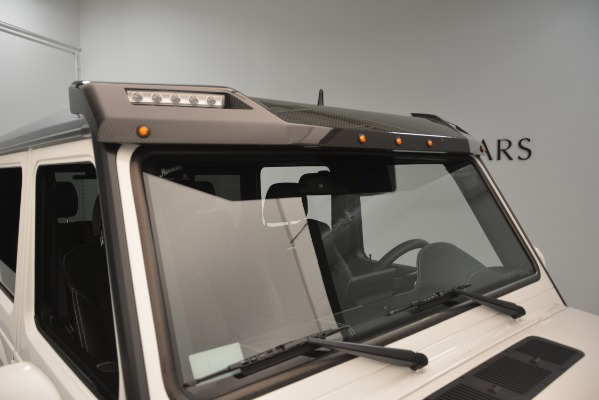 Used 2018 Mercedes-Benz G-Class G 550 4x4 Squared for sale Sold at Rolls-Royce Motor Cars Greenwich in Greenwich CT 06830 24