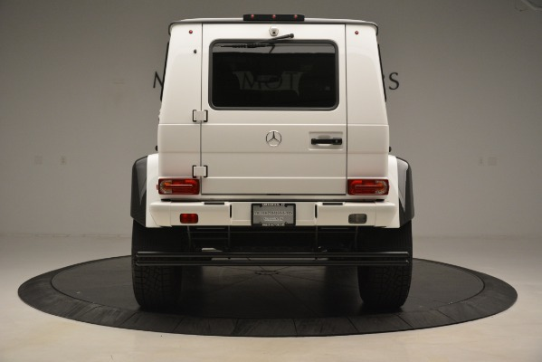 Used 2018 Mercedes-Benz G-Class G 550 4x4 Squared for sale Sold at Rolls-Royce Motor Cars Greenwich in Greenwich CT 06830 6