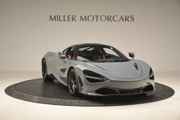 Used 2018 McLaren 720S Coupe for sale Sold at Rolls-Royce Motor Cars Greenwich in Greenwich CT 06830 11