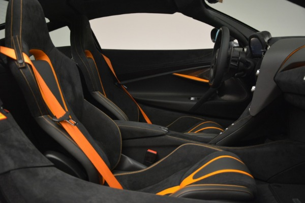 Used 2018 McLaren 720S Coupe for sale Sold at Rolls-Royce Motor Cars Greenwich in Greenwich CT 06830 19