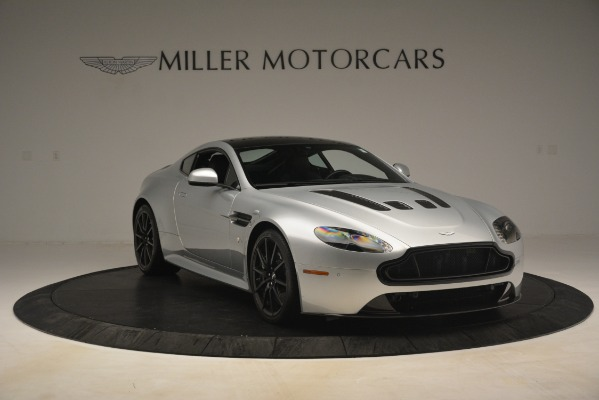 Used 2015 Aston Martin V12 Vantage S Coupe for sale $104,900 at Rolls-Royce Motor Cars Greenwich in Greenwich CT 06830 11