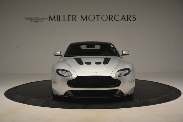 Used 2015 Aston Martin V12 Vantage S Coupe for sale $104,900 at Rolls-Royce Motor Cars Greenwich in Greenwich CT 06830 12
