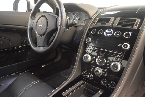 Used 2015 Aston Martin V12 Vantage S Coupe for sale $104,900 at Rolls-Royce Motor Cars Greenwich in Greenwich CT 06830 19