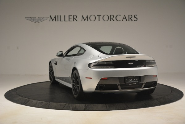 Used 2015 Aston Martin V12 Vantage S Coupe for sale $104,900 at Rolls-Royce Motor Cars Greenwich in Greenwich CT 06830 5
